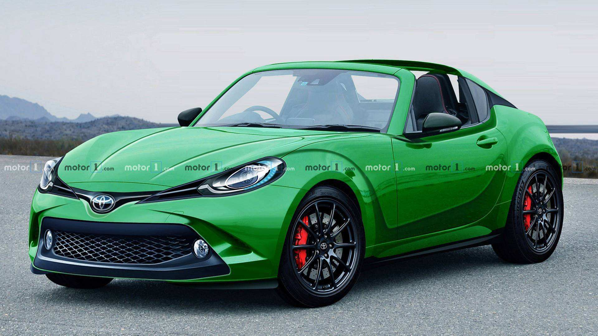 98 Great 2020 Toyota Mr2 Exterior by 2020 Toyota Mr2