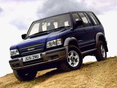 98 New 2019 Isuzu Trooper Reviews with 2019 Isuzu Trooper