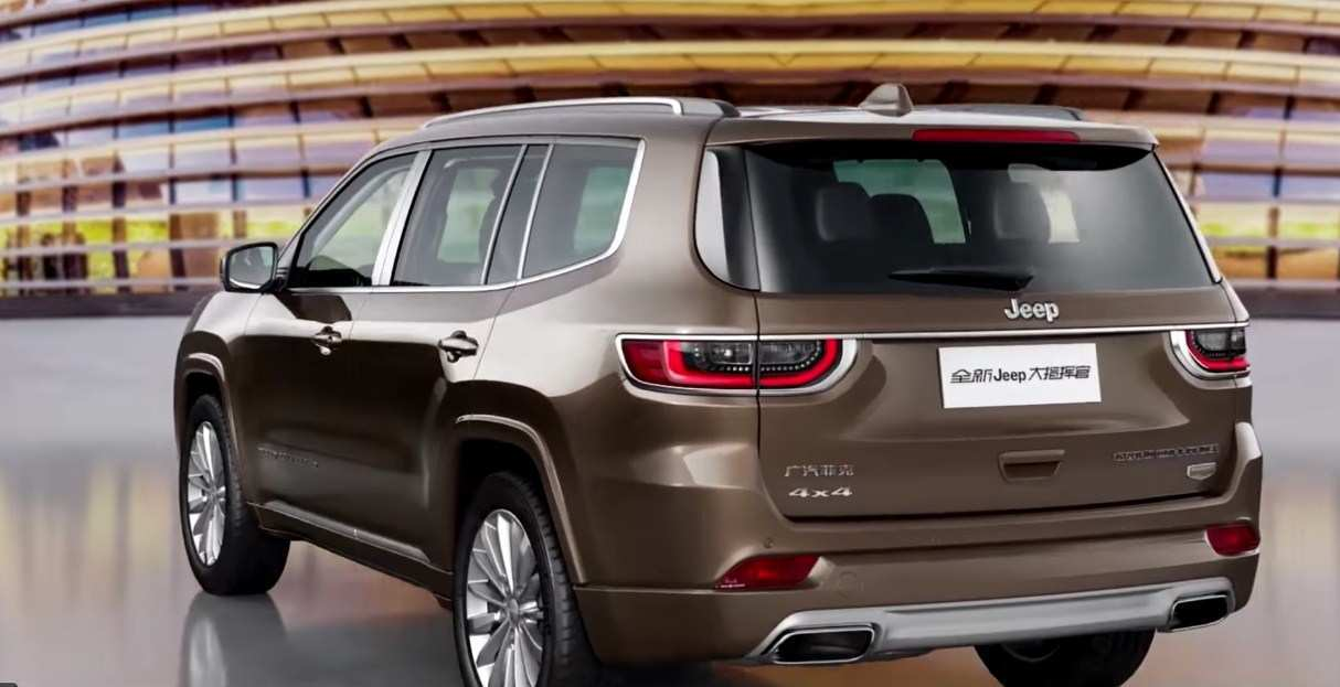 98 New 2020 Jeep Commander Release Date with 2020 Jeep Commander