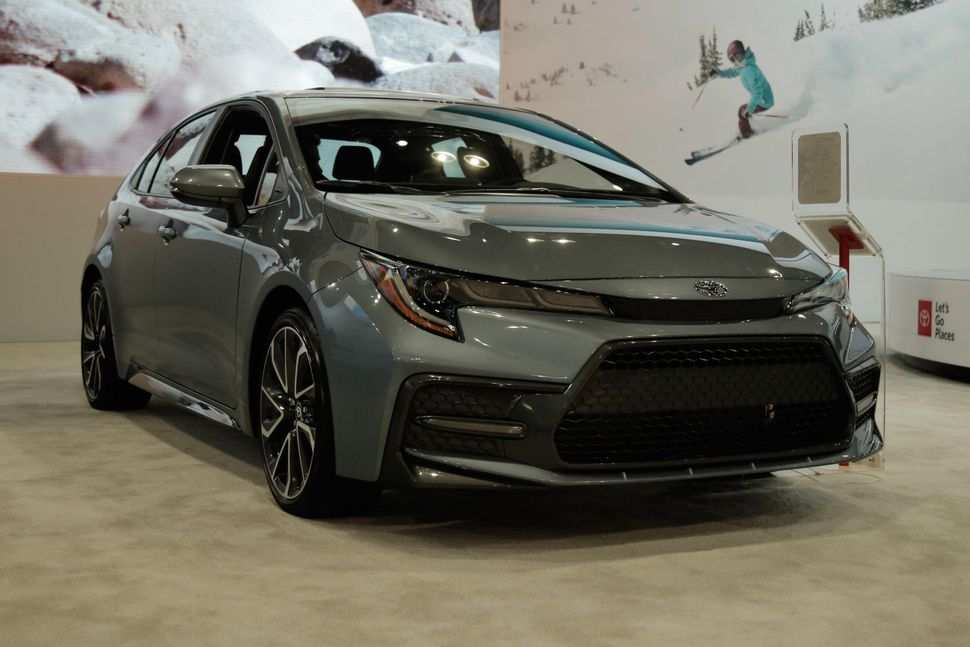 98 New 2020 Toyota Corolla Redesign Style with 2020 Toyota Corolla Redesign