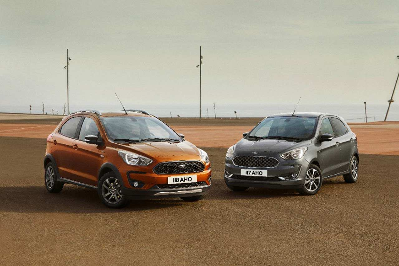 98 New Ford Ka 2019 Facelift Concept for Ford Ka 2019 Facelift