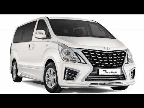 98 New Hyundai Starex 2020 Overview by Hyundai Starex 2020