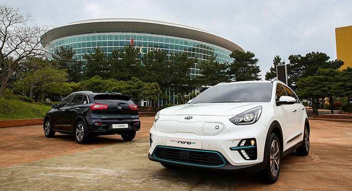 98 New Kia Elektro 2020 Spy Shoot by Kia Elektro 2020