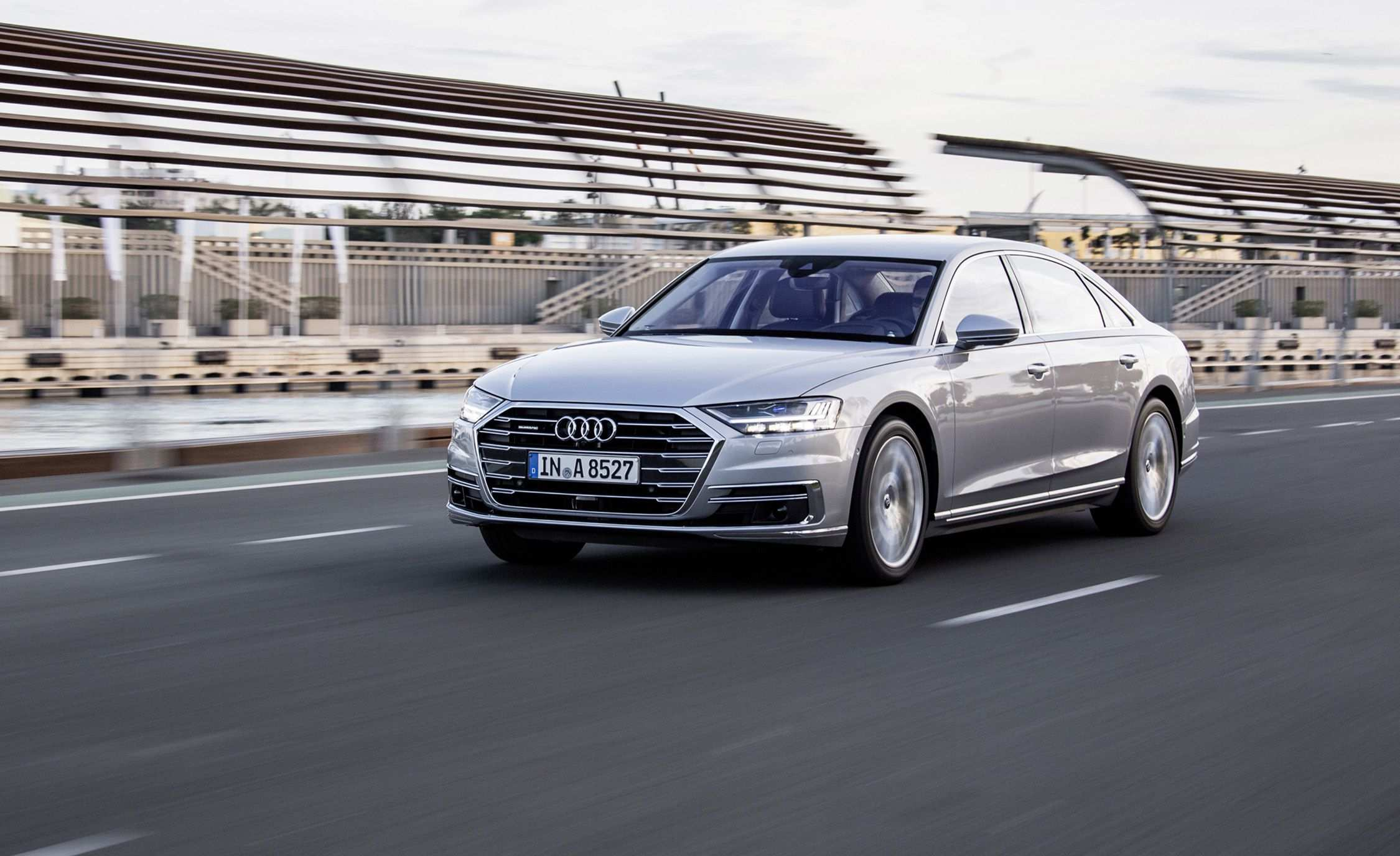 98 The 2019 Audi A8 Photos Speed Test for 2019 Audi A8 Photos