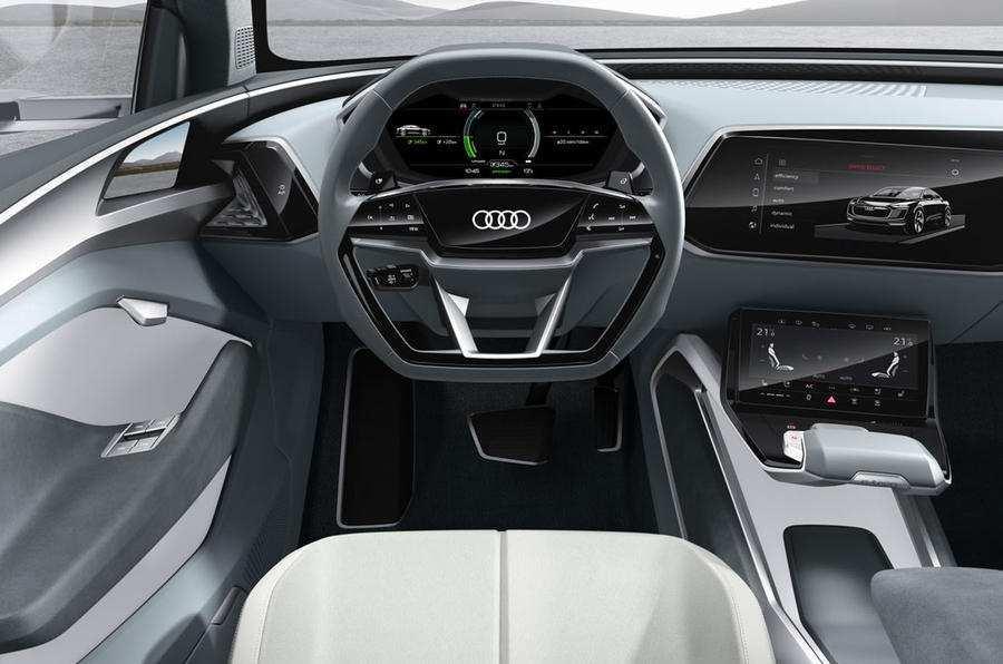 98 The 2019 Audi E Tron Quattro Specs by 2019 Audi E Tron Quattro