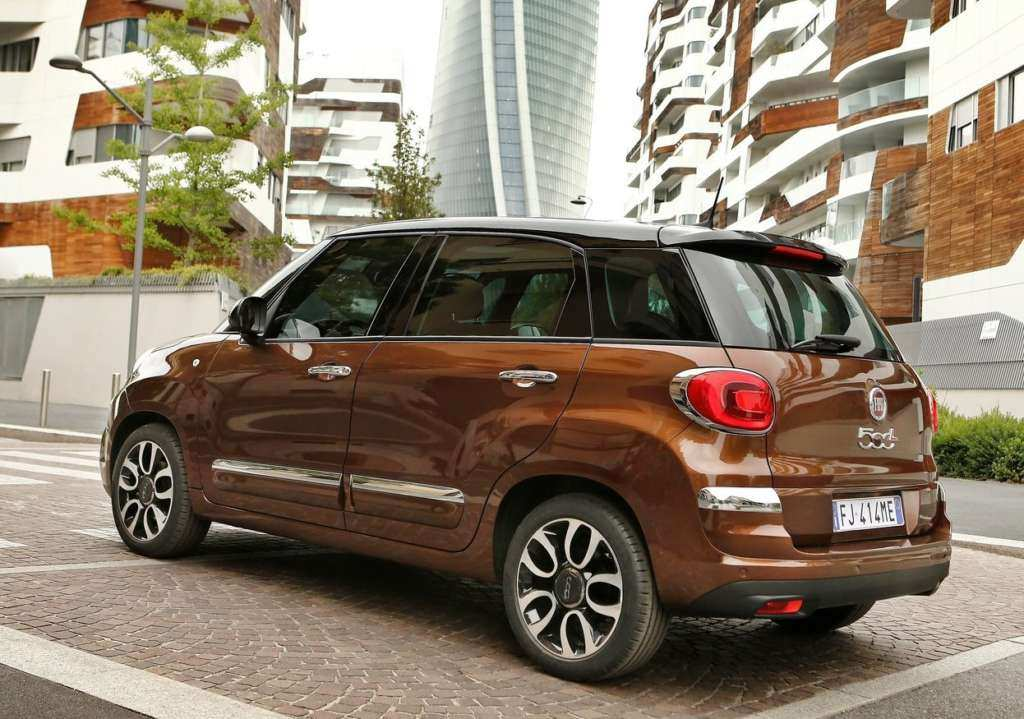 98 The 2019 Fiat 500L New Review with 2019 Fiat 500L