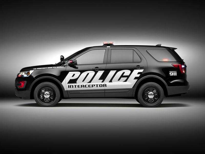 98 The 2019 Ford Police Utility Style for 2019 Ford Police Utility