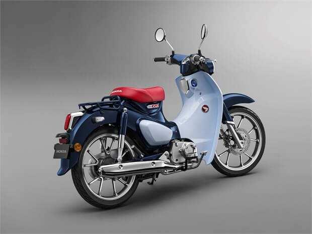 98 The 2019 Honda Super Cub Specs by 2019 Honda Super Cub