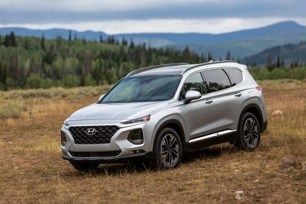 98 The 2019 Hyundai Santa Fe Test Drive Model by 2019 Hyundai Santa Fe Test Drive