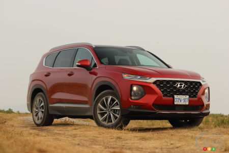 98 The 2019 Hyundai Santa Fe Test Drive New Review by 2019 Hyundai Santa Fe Test Drive