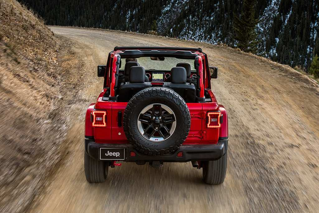 98 The 2019 Jeep Wrangler Jl Overview for 2019 Jeep Wrangler Jl