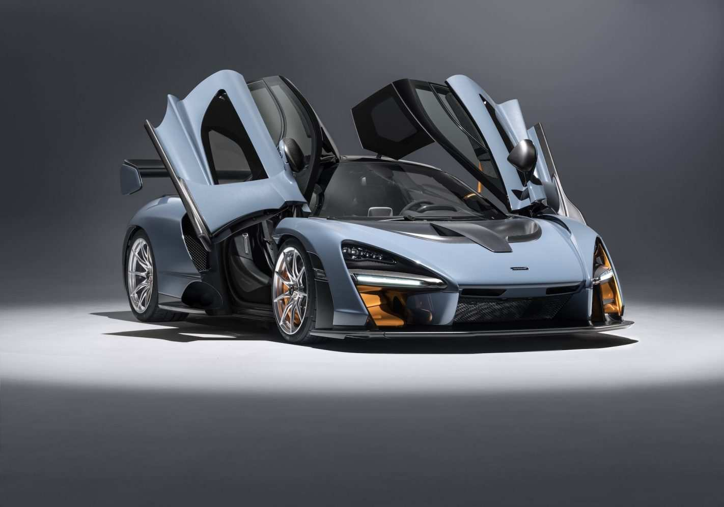 98 The 2019 Mclaren Sedan Picture for 2019 Mclaren Sedan