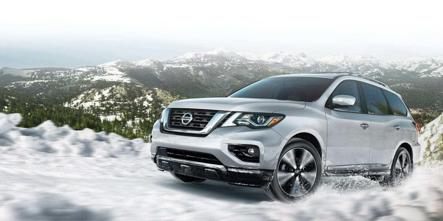 98 The 2019 Nissan Pathfinder Concept by 2019 Nissan Pathfinder