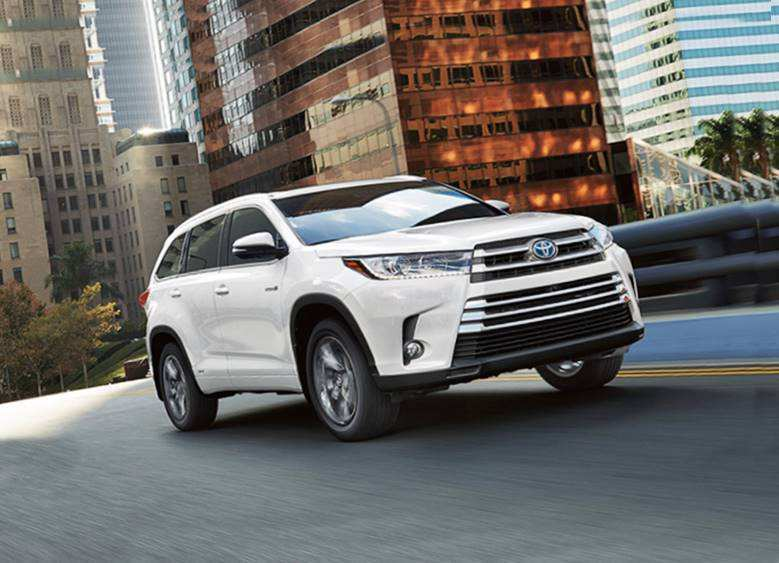 98 The 2019 Toyota Kluger History by 2019 Toyota Kluger
