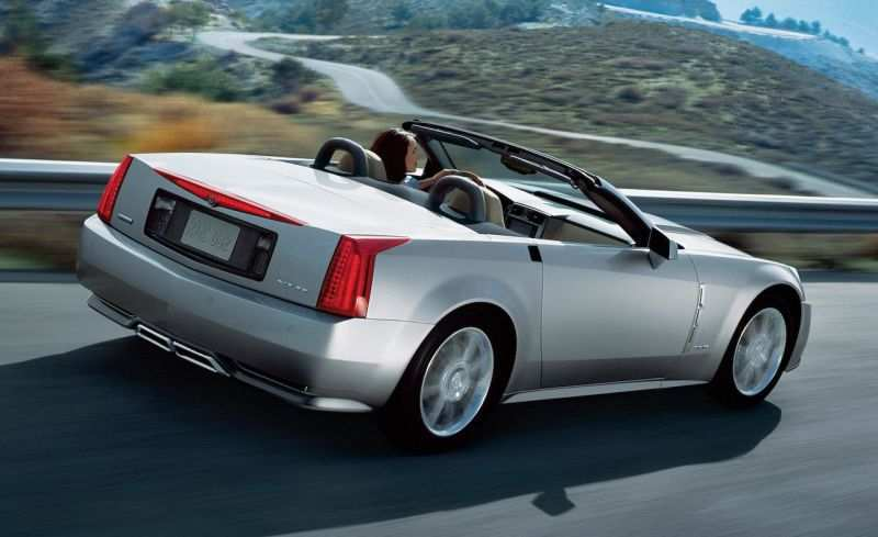 98 The 2020 Cadillac Xlr Concept with 2020 Cadillac Xlr