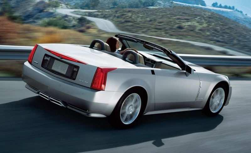 98 The 2020 Cadillac Xlr Concept with 2020 Cadillac Xlr