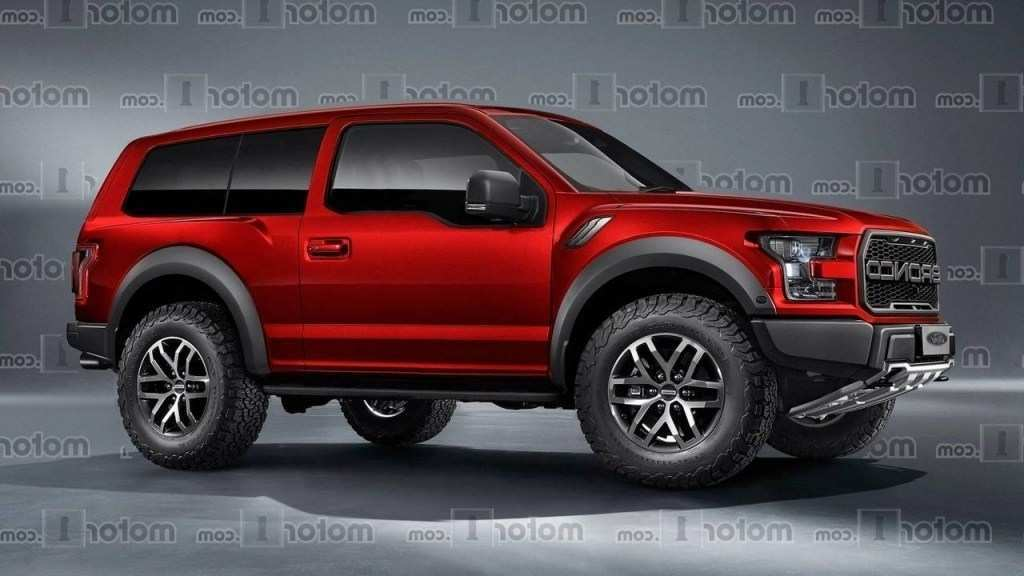 98 The 2020 Ford Bronco Hp Redesign and Concept for 2020 Ford Bronco Hp