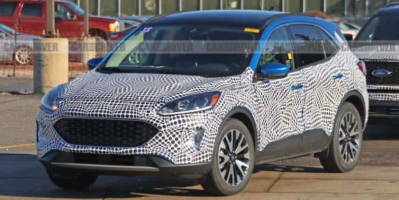 98 The 2020 Ford Crossover Overview for 2020 Ford Crossover
