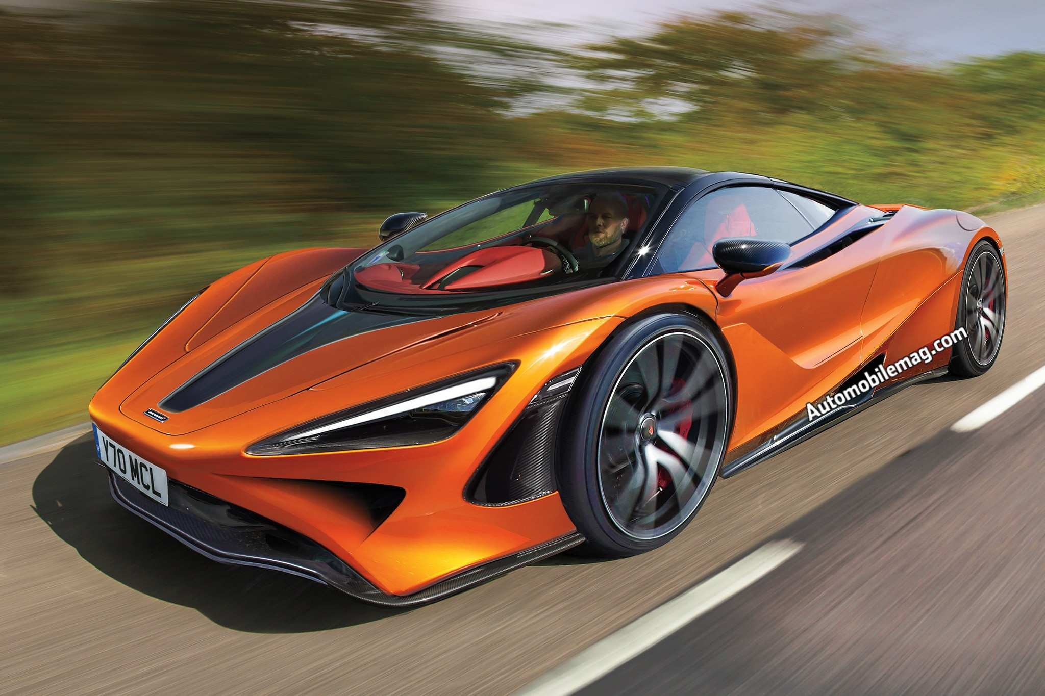 98 The 2020 Mclaren New Review for 2020 Mclaren