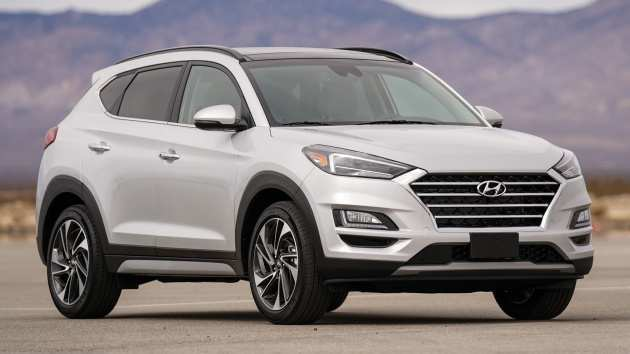 98 The Hyundai Tucson 2019 Facelift Release Date for Hyundai Tucson 2019 Facelift