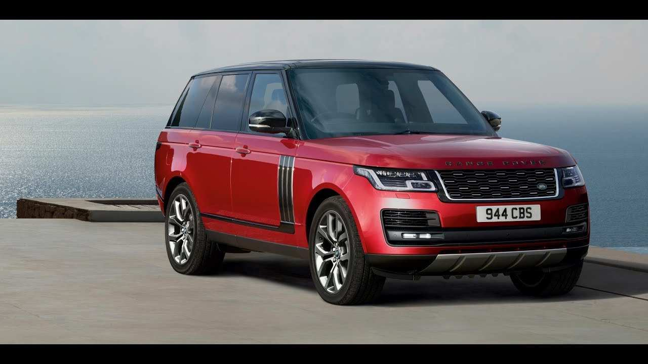 98 The Land Rover Range Rover Vogue 2019 Picture with Land Rover Range Rover Vogue 2019
