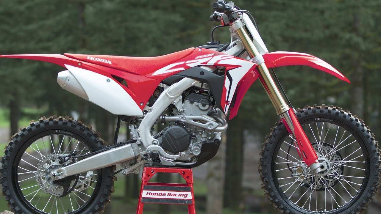 99 All New 2019 Honda 250F Redesign and Concept for 2019 Honda 250F