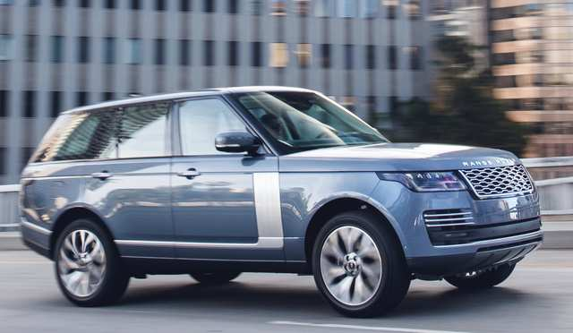 99 All New 2019 Land Rover Pictures with 2019 Land Rover