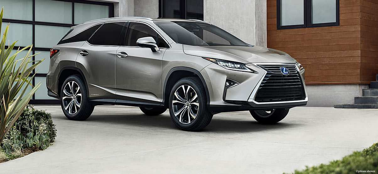 99 All New 2019 Lexus Rx L Exterior for 2019 Lexus Rx L