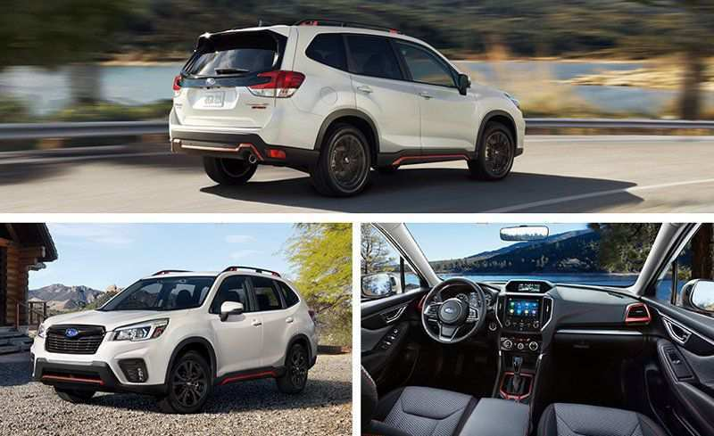 99 All New 2019 Subaru Forester Xt Touring Interior for 2019 Subaru Forester Xt Touring