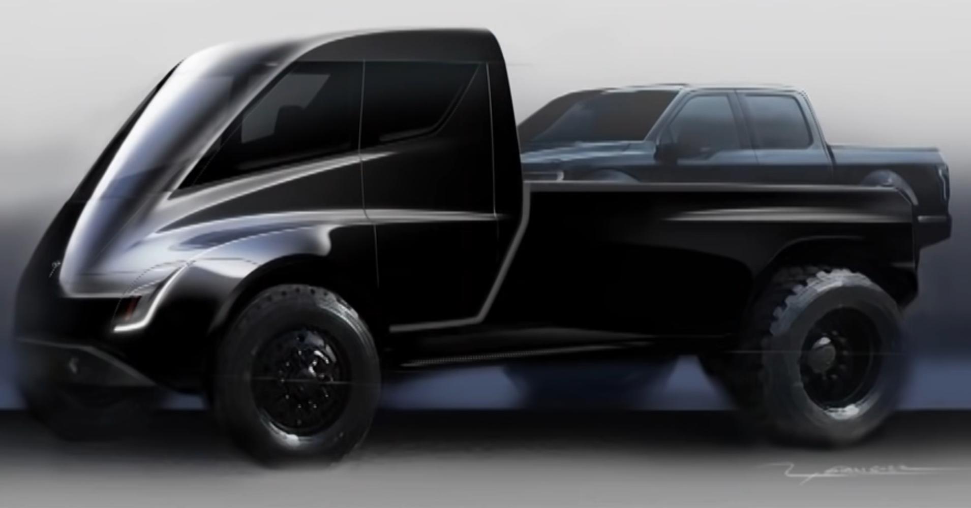 99 All New 2019 Tesla Semi Truck Rumors with 2019 Tesla Semi Truck