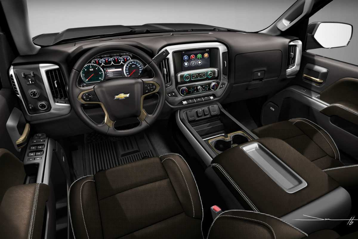 99 Best Review 2019 Chevrolet High Country Interior Engine by 2019 Chevrolet High Country Interior