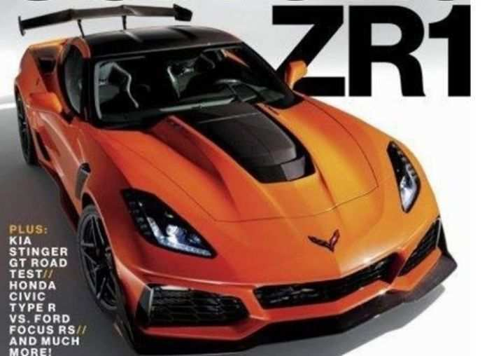 99 Best Review 2019 Chevrolet Zr1 Price Exterior with 2019 Chevrolet Zr1 Price