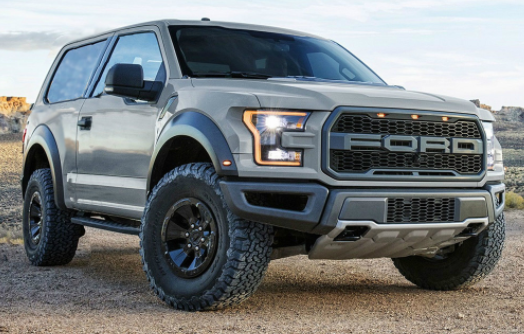 99 Best Review 2019 Ford Bronco Specs Review with 2019 Ford Bronco Specs