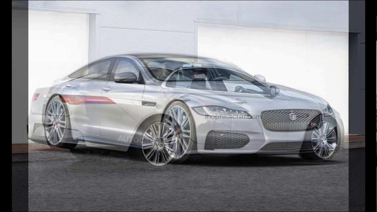 99 Best Review 2019 Jaguar Xj Concept First Drive with 2019 Jaguar Xj Concept