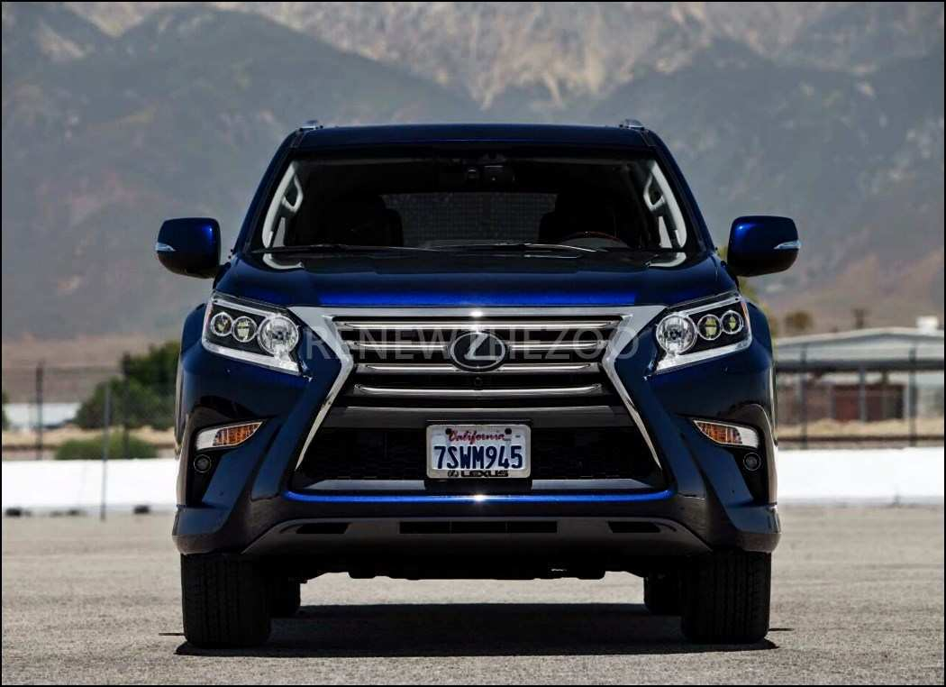99 Best Review 2019 Lexus Gx 460 Redesign Spesification by 2019 Lexus Gx 460 Redesign