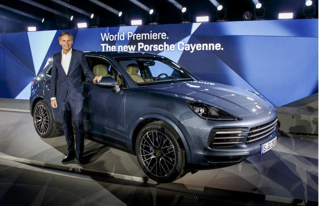99 Concept of 2018 Vs 2019 Porsche Cayenne Redesign and Concept with 2018 Vs 2019 Porsche Cayenne
