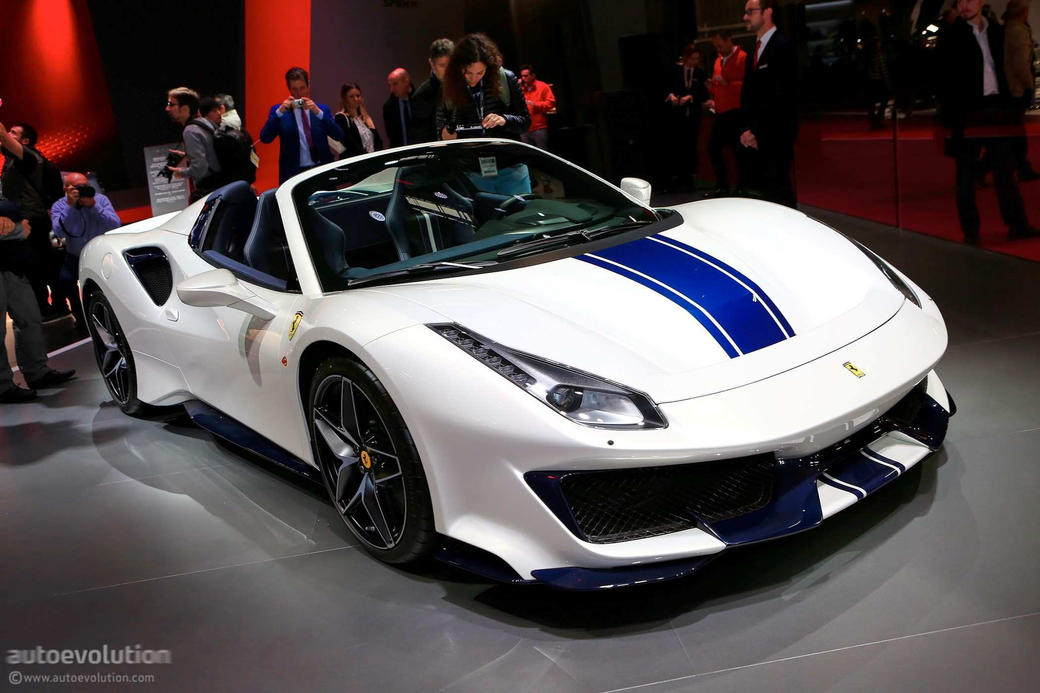 99 Concept of 2019 Ferrari 488 Pista Performance for 2019 Ferrari 488 Pista