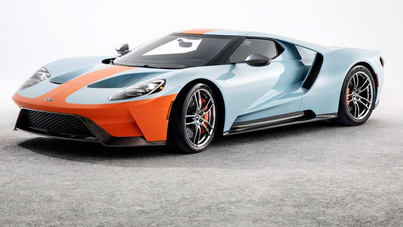 99 Concept of 2019 Ford Gt Reviews for 2019 Ford Gt