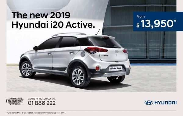99 Concept of 2019 Hyundai I20 Active Release by 2019 Hyundai I20 Active