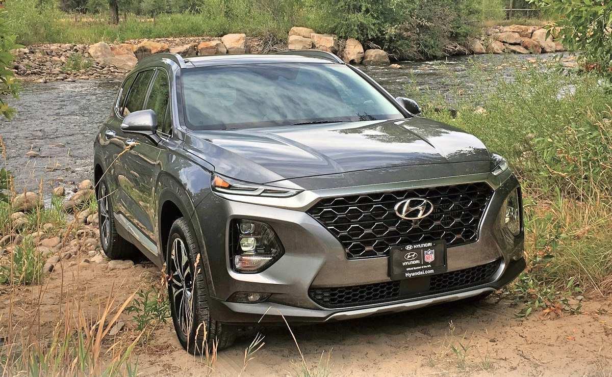 99 Concept of 2019 Hyundai Santa Fe Sport Redesign Pictures for 2019 Hyundai Santa Fe Sport Redesign