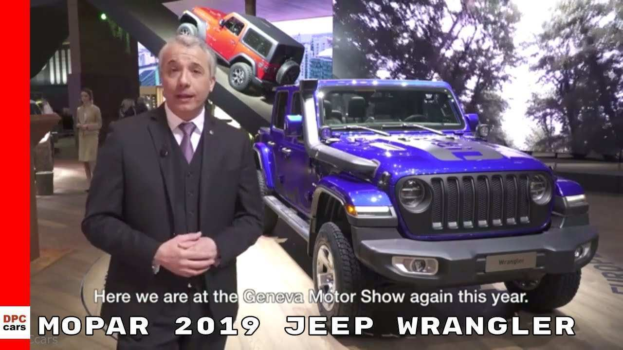 99 Concept of 2019 Jeep Wrangler Auto Show Photos for 2019 Jeep Wrangler Auto Show
