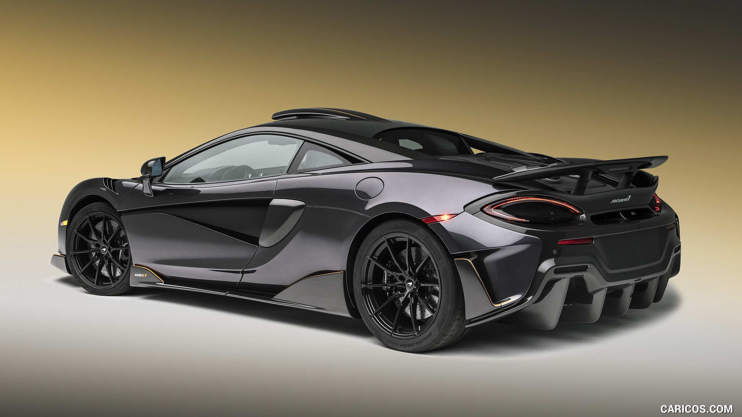 99 Concept of 2019 Mclaren 600Lt Exterior with 2019 Mclaren 600Lt