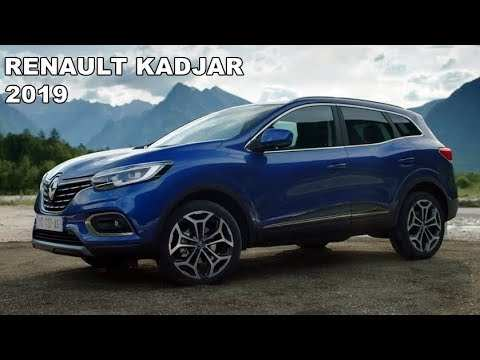 99 Concept of 2019 Renault Kadjar Interior with 2019 Renault Kadjar
