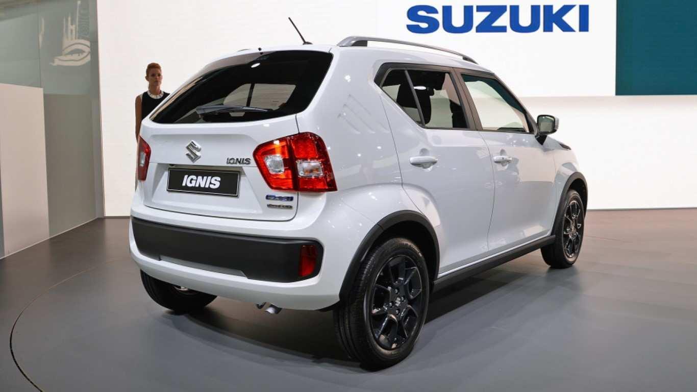 99 Concept of 2019 Suzuki Ignis Exterior with 2019 Suzuki Ignis