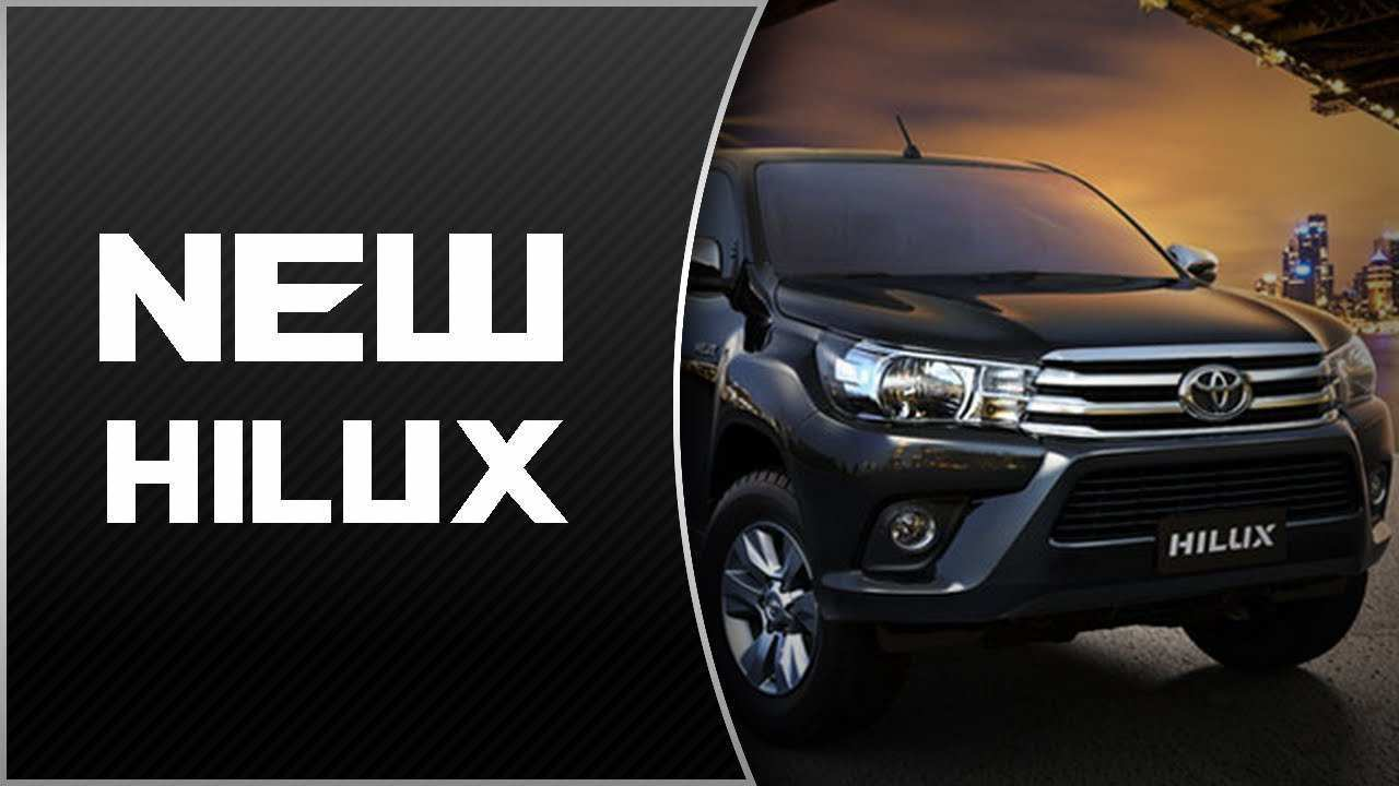 99 Concept of 2019 Toyota Diesel Hilux Configurations by 2019 Toyota Diesel Hilux