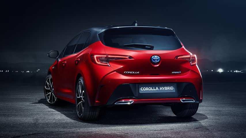 99 Concept of 2019 Yeni Toyota Corolla Model for 2019 Yeni Toyota Corolla