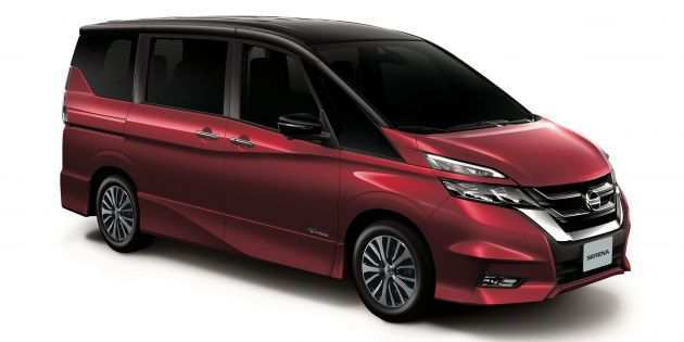 99 Concept of Nissan Serena 2019 Price and Review for Nissan Serena 2019