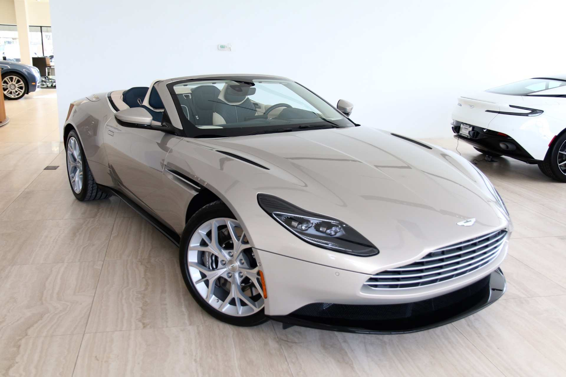 99 Gallery of 2019 Aston Martin Db11 Volante Release with 2019 Aston Martin Db11 Volante