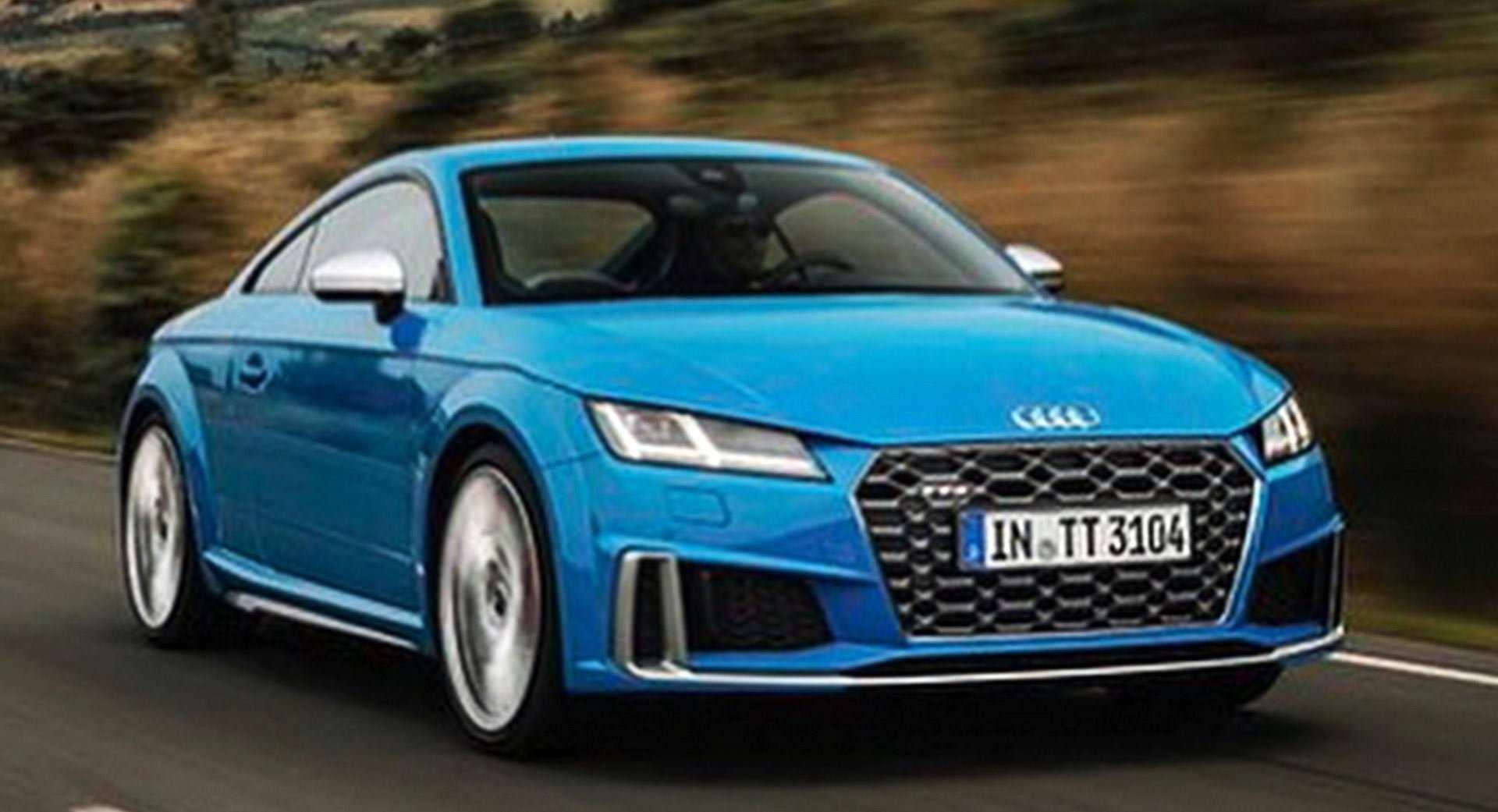 99 Gallery of 2019 Audi Tt Specs First Drive by 2019 Audi Tt Specs