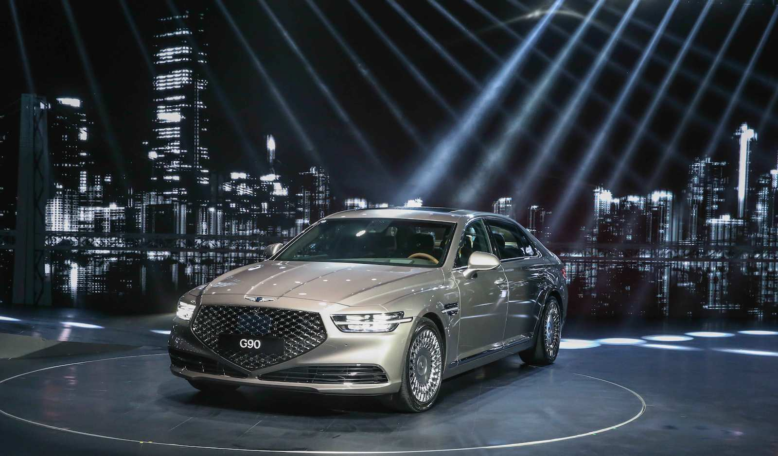 99 Gallery of 2019 Genesis G90 Exterior for 2019 Genesis G90